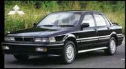 Thumbnail Mitsubishi Galant 1989 1993 Service and Workshop Manual