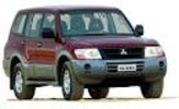 Thumbnail Mitsubishi Pajero 2001 2003 Service and Workshop Manual