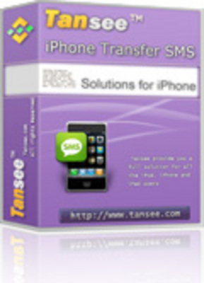Product picture Tansee iPhone Transfer SMS