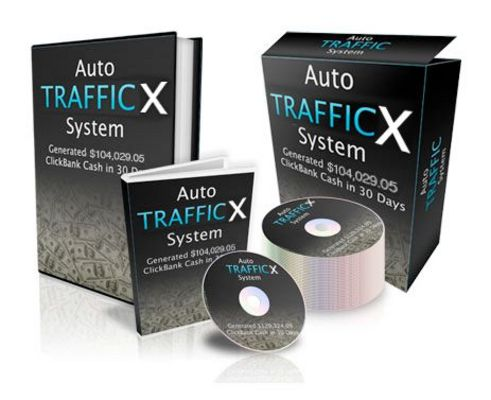 Product picture Auto Traffic System x Software