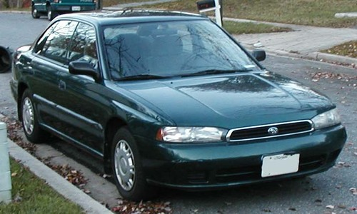 Product picture Subaru Legacy 1995 1999 Service and Workshop Manual