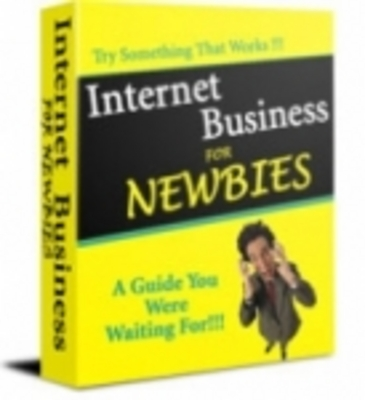 Product picture Top advertising Internet Business for Newbies PLR eBook